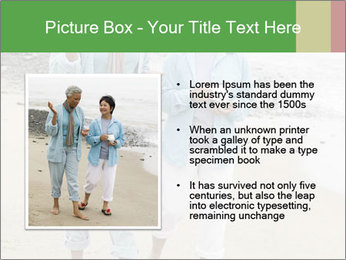 Two middle-aged women PowerPoint Templates - Slide 13