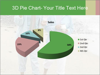 Two middle-aged women PowerPoint Templates - Slide 35