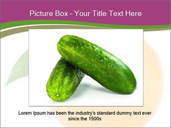 Ripe orange PowerPoint Template - Slide 15