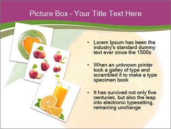 Ripe orange PowerPoint Template - Slide 17