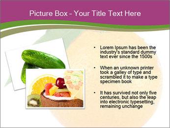 Ripe orange PowerPoint Template - Slide 20