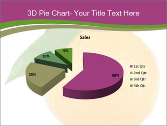 Ripe orange PowerPoint Template - Slide 35