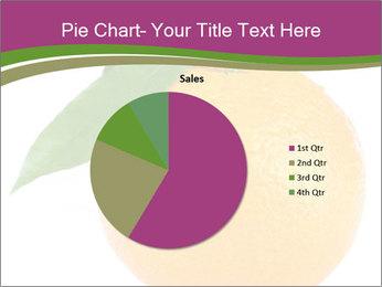 Ripe orange PowerPoint Template - Slide 36