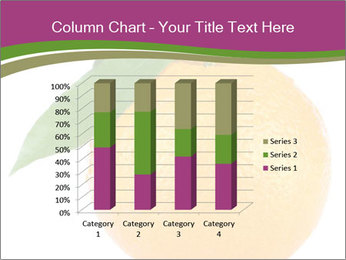 Ripe orange PowerPoint Template - Slide 50