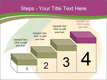 Ripe orange PowerPoint Template - Slide 64