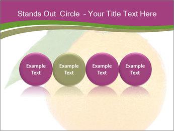 Ripe orange PowerPoint Template - Slide 76