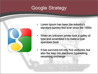 Shopping cart PowerPoint Templates - Slide 10