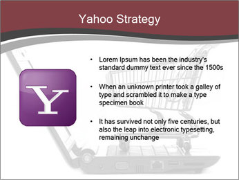 Shopping cart PowerPoint Templates - Slide 11