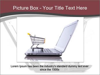 Shopping cart PowerPoint Templates - Slide 15