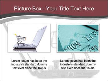 Shopping cart PowerPoint Templates - Slide 18