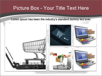 Shopping cart PowerPoint Templates - Slide 19