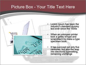 Shopping cart PowerPoint Templates - Slide 20