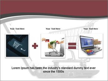 Shopping cart PowerPoint Templates - Slide 22