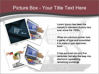 Shopping cart PowerPoint Templates - Slide 23