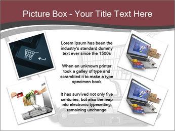 Shopping cart PowerPoint Templates - Slide 24