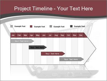 Shopping cart PowerPoint Templates - Slide 25