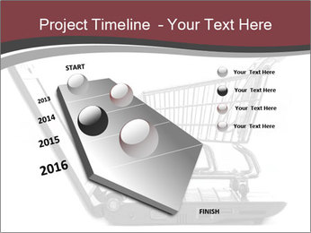 Shopping cart PowerPoint Templates - Slide 26