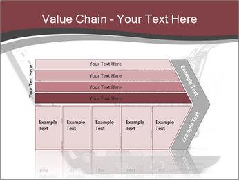 Shopping cart PowerPoint Templates - Slide 27