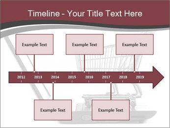 Shopping cart PowerPoint Templates - Slide 28