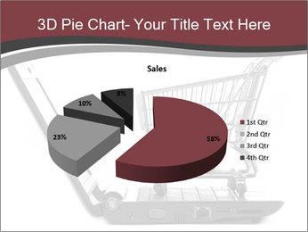 Shopping cart PowerPoint Templates - Slide 35