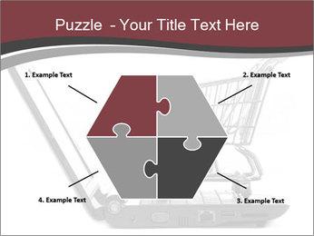 Shopping cart PowerPoint Templates - Slide 40