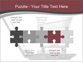 Shopping cart PowerPoint Templates - Slide 41