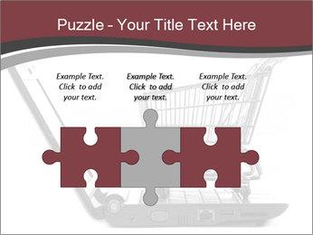 Shopping cart PowerPoint Templates - Slide 42
