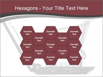 Shopping cart PowerPoint Templates - Slide 44