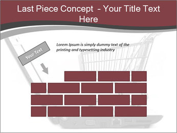 Shopping cart PowerPoint Templates - Slide 46