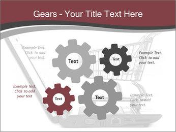 Shopping cart PowerPoint Templates - Slide 47