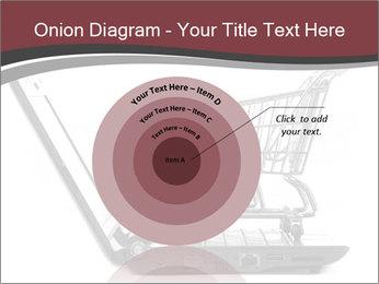 Shopping cart PowerPoint Templates - Slide 61