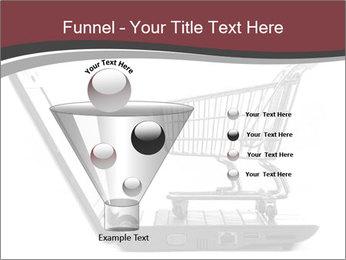 Shopping cart PowerPoint Templates - Slide 63