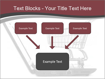 Shopping cart PowerPoint Templates - Slide 70