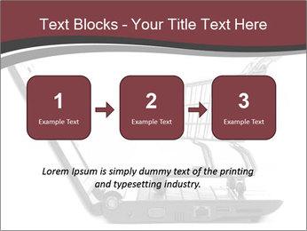 Shopping cart PowerPoint Templates - Slide 71