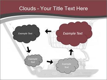 Shopping cart PowerPoint Templates - Slide 72