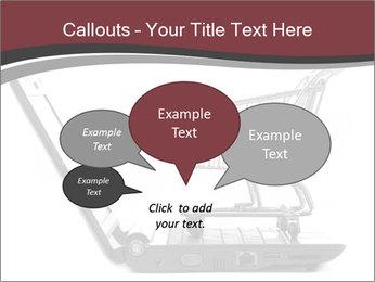 Shopping cart PowerPoint Templates - Slide 73