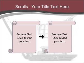 Shopping cart PowerPoint Templates - Slide 74
