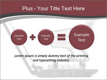 Shopping cart PowerPoint Templates - Slide 75