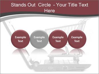 Shopping cart PowerPoint Templates - Slide 76