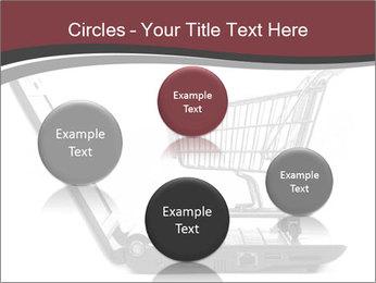 Shopping cart PowerPoint Templates - Slide 77