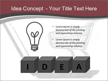 Shopping cart PowerPoint Templates - Slide 80