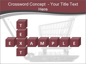Shopping cart PowerPoint Templates - Slide 82