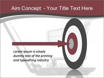 Shopping cart PowerPoint Templates - Slide 83