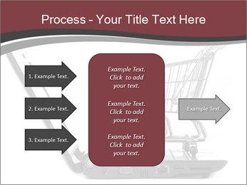 Shopping cart PowerPoint Templates - Slide 85