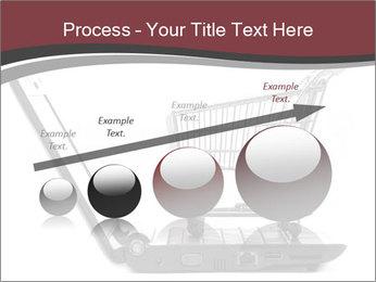 Shopping cart PowerPoint Templates - Slide 87