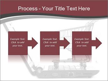 Shopping cart PowerPoint Templates - Slide 88