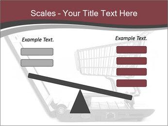 Shopping cart PowerPoint Templates - Slide 89