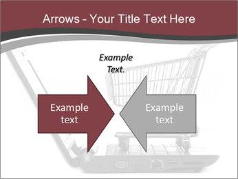 Shopping cart PowerPoint Templates - Slide 90