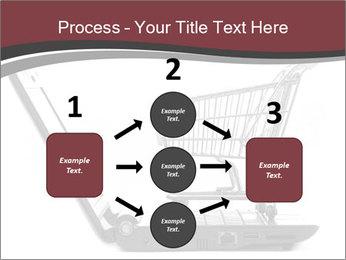 Shopping cart PowerPoint Templates - Slide 92