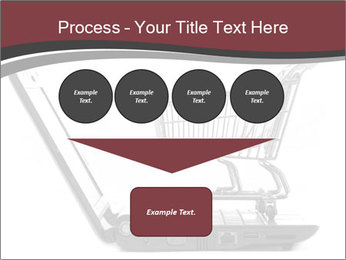 Shopping cart PowerPoint Templates - Slide 93